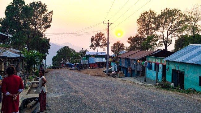 sustainable fashion brands nepal village